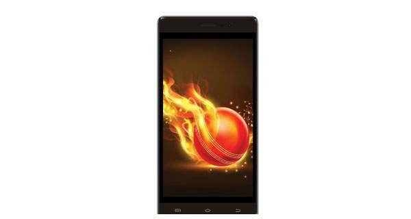 Intex Aqua Lions 3G Front