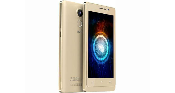 Intex Aqua Secure Side View