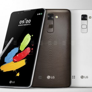 LG Stylus 2 Overall