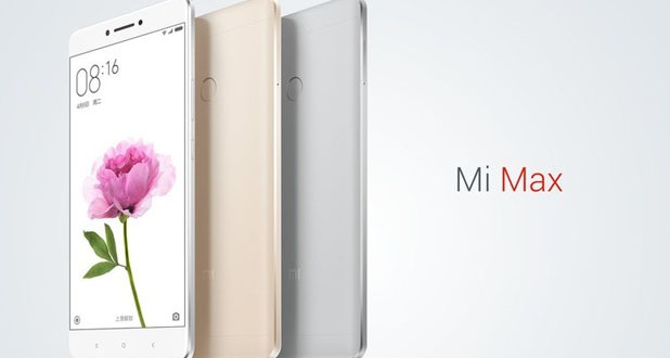 Xiaomi announces MI max Phablet featuring MI UI 8, 4850mah battery and Hexa Core SOC