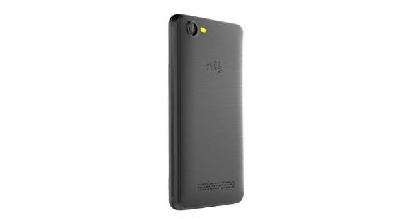 Micromax Bolt Supreme Back