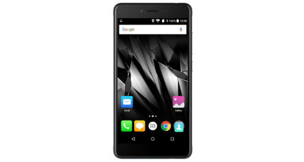 Micromax Canvas Evok Front
