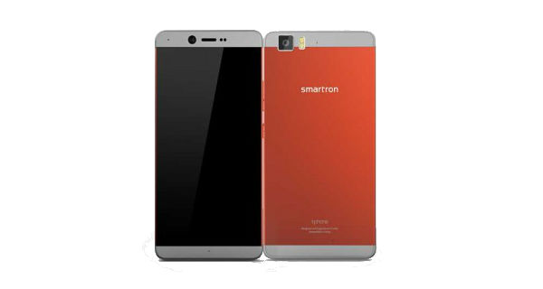 Smartron t.Phone with 4GB RAM, Launched for Rs. 22999