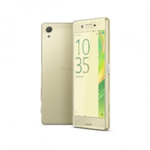 Sony Xperia X Front and Back