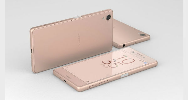 Sony Xperia X Overall