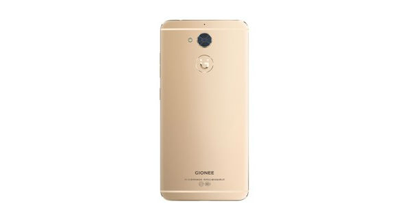 Gionee S6 Pro Back