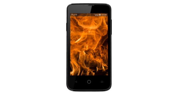 LYF Flame 5 Front