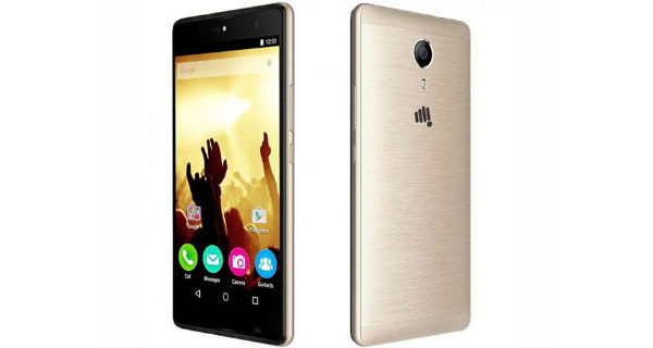 Micromax Canvas Fire 5 running Marshmallow 6.0 and 5.5 HD screen launched at Rs. 6199