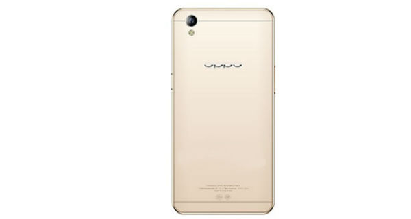 Oppo A37 Back