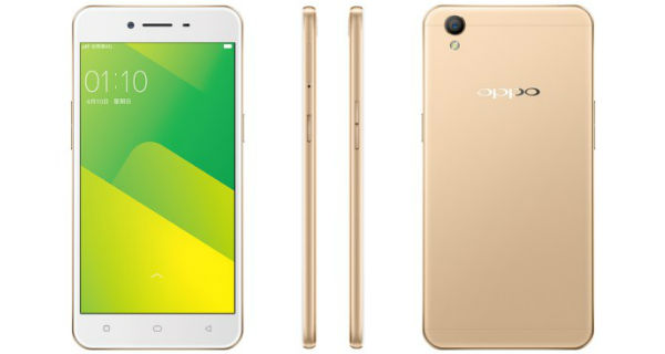 Oppo A37 Overall