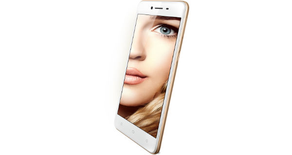 Oppo A37 Side View