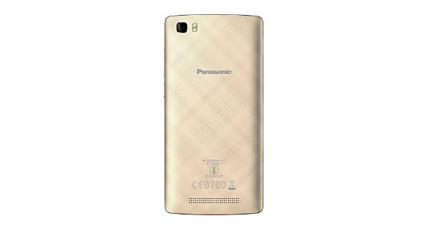 Panasonic P75 Back