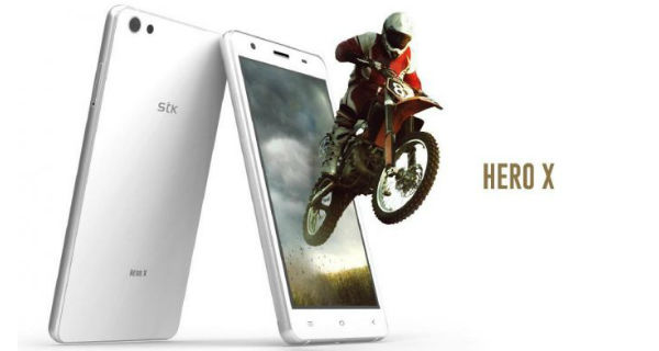 STK mobile to enter Indian market with Hero X, priced at Rs. 9999