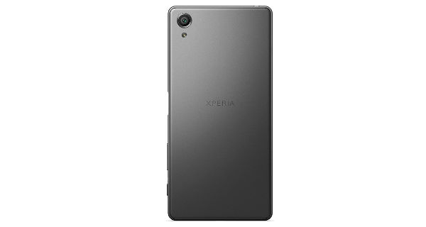 Sony Xperia E5 Back