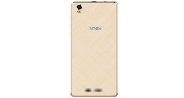 Intex Aqua Power 4G Back