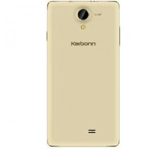 Karbonn Fashion Eye 2.0 Back