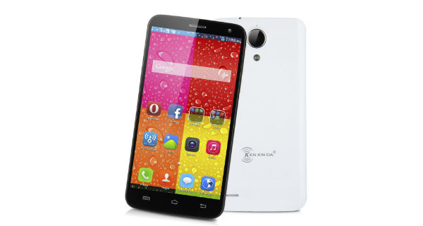 Kenxinda A6 with quad-core processor launched in India at Rs 3,499