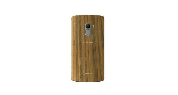 Lenovo Vibe K4 Note Wooden Edition Back