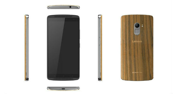 Lenovo Vibe K4 Note Wooden Edition Overall