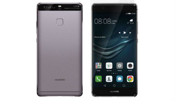 Huawei P9 with dual rear cameras launched in India at Rs. 39999