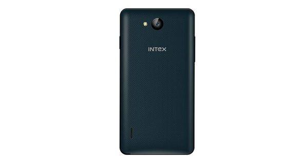 Intex Aqua Eco 4G Back