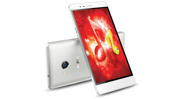 Intex Aqua Music with dual front speakers launched at Rs 9317
