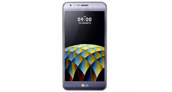 LG X cam Front