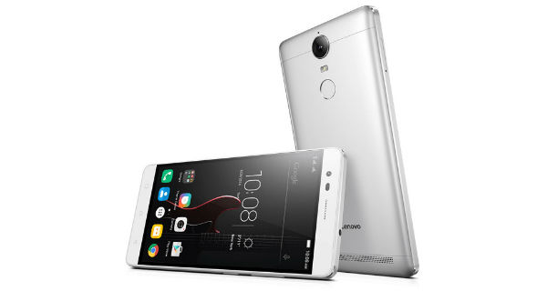Lenovo Vibe K5 Note View