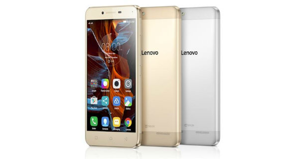 Lenovo Vibe K5 Plus 3GB variant with new UI launched at Rs. 8499