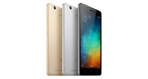 Xiaomi Redmi 3S and 3S prime finally lands in India; Price starts at Rs. 6999