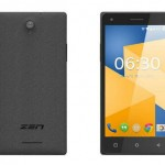 Zen Cinemax 3 Front and Back