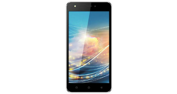 Intex Cloud Q11 Front