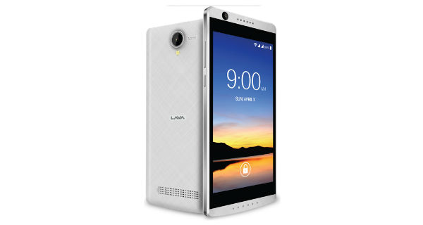 Lava A56 with 5 Megapixel camera launched in India at Rs. 4199