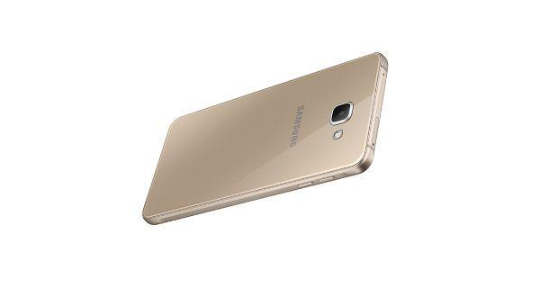 Samsung Galaxy A9 Pro Back