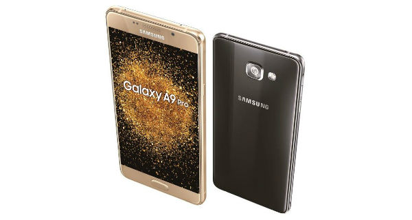 Samsung Galaxy A9 Pro with 6 inch FHD screen, launched in India at Rs. 32490