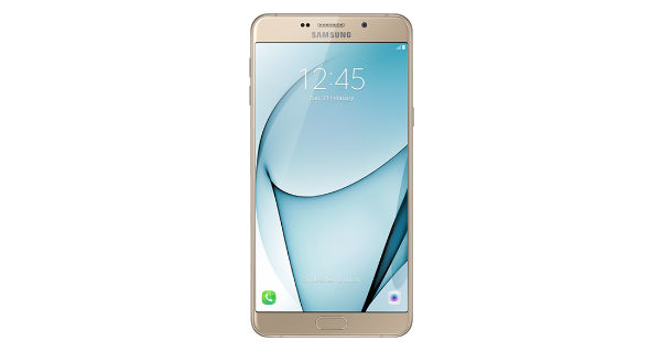 Samsung Galaxy A9 Pro Front