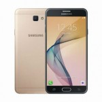 Samsung Galaxy J7 Prime Front and Back
