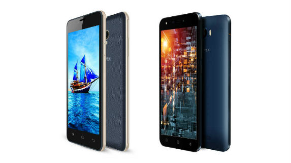 Intex Aqua 5.5 VR and Aqua Craze II with 4G VoLTE launched in India