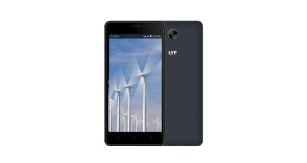 LYF Wind 4S Front and Back
