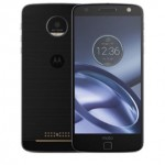 Motorola Moto Z Front and Back