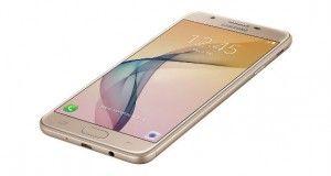 Samsung Galaxy On NXT Upper View
