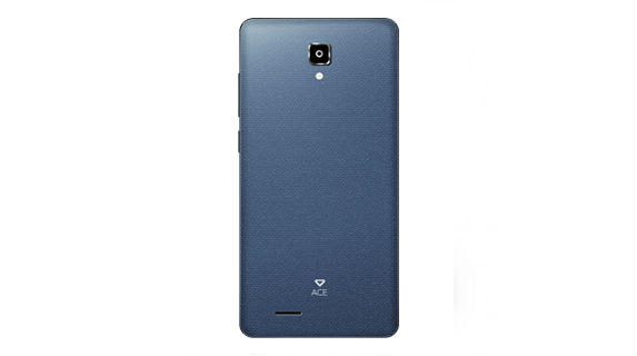 Celkon Diamond Ace Back View