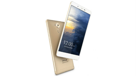 Hyve Pryme with Deca-Core Helio X20, 4GB RAM launched in India at Rs. 17999