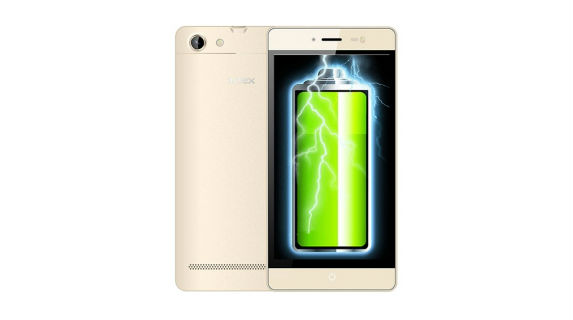 Intex Aqua Power M Front and Back