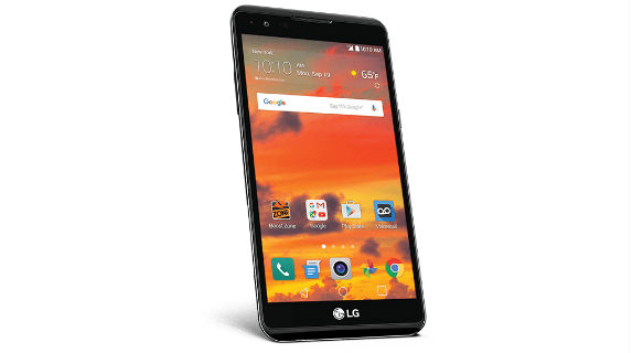 LG X power View