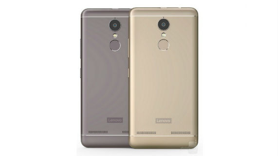 Lenovo K6 Power Back