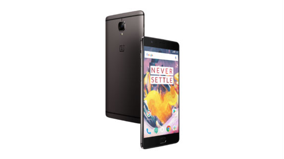 OnePlus 3T View