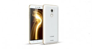 Coolpad Mega 3 Front and Back