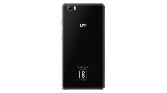 LYF F1Sback