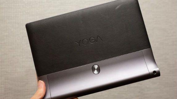 Lenovo Yoga Tab 3 Plus back